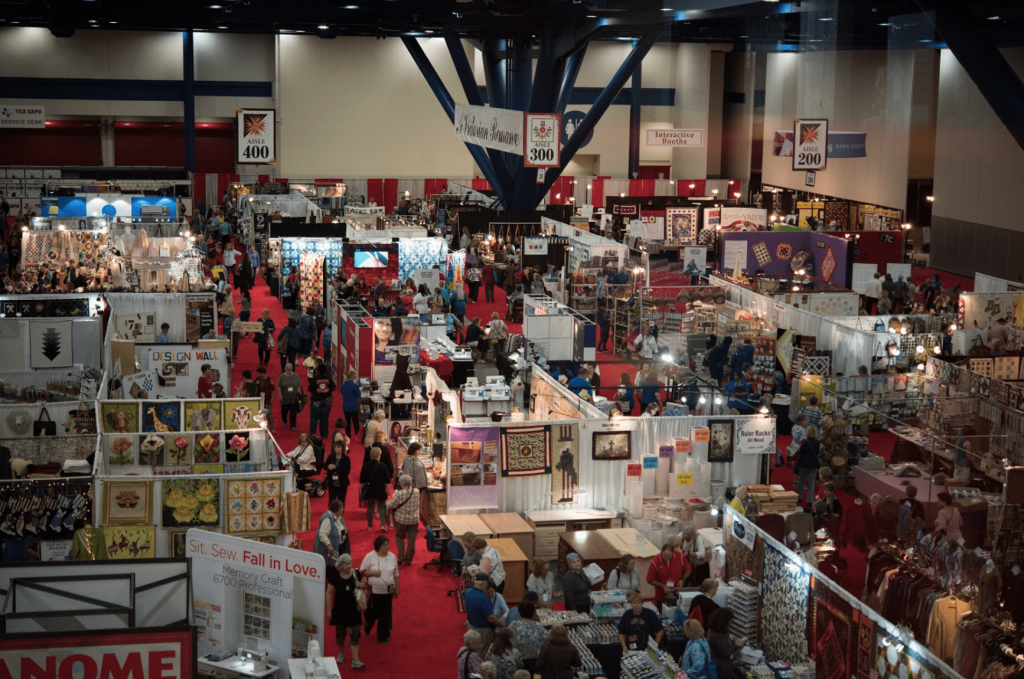 Quilting trade show quilting trade fair