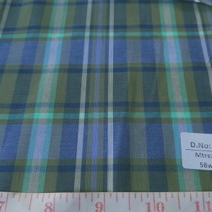 Plaid Fabric made is made mostly of cotton woven in a plaid pattern, and used for plaid shirts, plaid jackets, ties, bowties & pet clothing.Also known as madras plaid.Plaid Fabric made is made mostly of cotton woven in a plaid pattern, and used for plaid shirts, plaid jackets, ties, bowties & pet clothing.Also known as madras plaid.