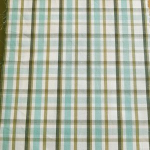 Madras fabric - cotton plaid madras fabric for girl's clothing, smocked clothing, monnogramed apparel, handbags, tote bags, headbands & Etsy crafts.