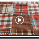 Patchwork Plaid - Patchwork Madras