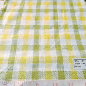 Linen Fabric - Linen Plaid - Linen Stripes