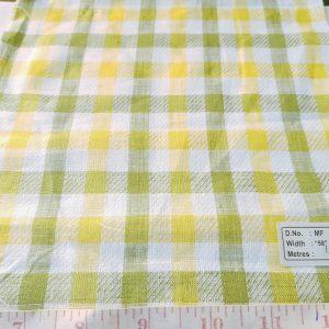 Linen Fabric - Linen Plaid - Linen Stripes