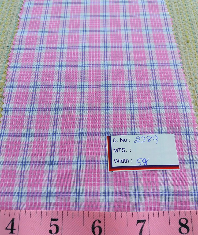 Plaid Fabric or check fabric for men's shirts, classic children's clothing, vintage menswear, plaid dresses, ties and bowties.