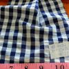 Gingham Plaid Fabric or gingham check for classic children's clothing, gingham shirts, dresses, skirts, boys clothing and menswear.