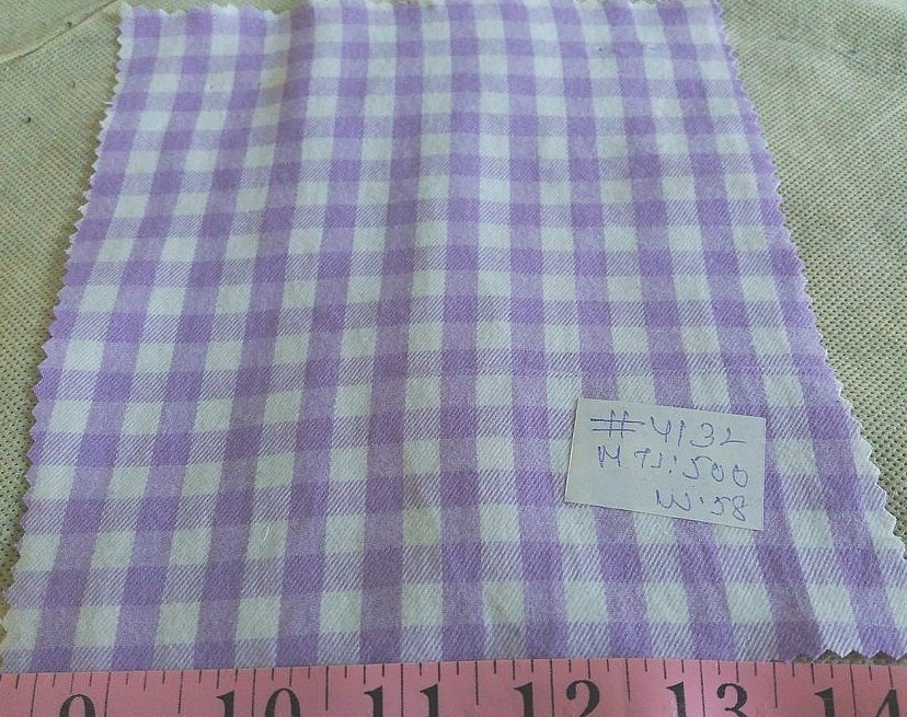 Twill Gingham Fabric, twill gingham plaid for bowties, menswear, gingham dress, gingham shirt and classic children's clothing