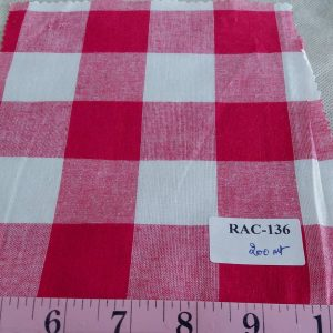 Gingham Plaid Fabric or gingham check for classic children's clothing, gingham shirts, dresses, skirts, boys clothing and menswear