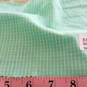 Micro Check fabric for classic children's clothing, bowties and ties, southern clothing, dresses, skirts and men's shirts.