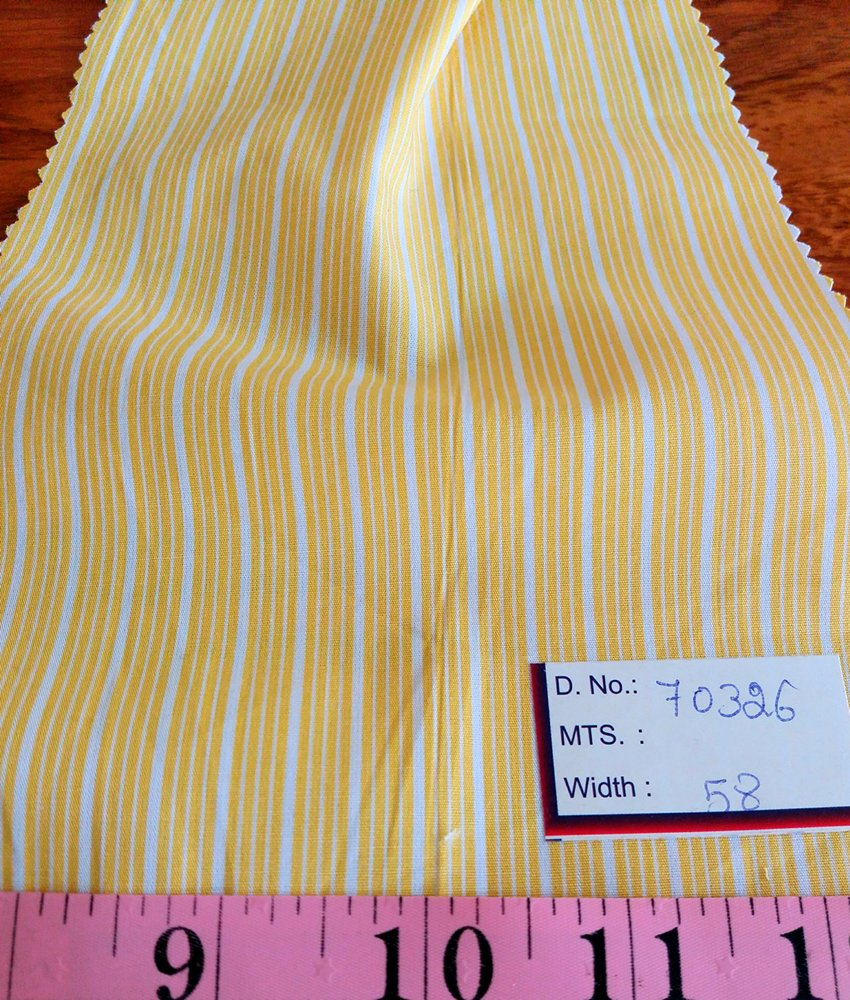 Stripe Fabric, or preppy stripes, for men's shirts, vintage clothing, dresses, classic children's clothing, ties and bowties.
